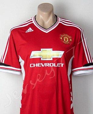 POLL: What do you think of United's shirt for next season?
