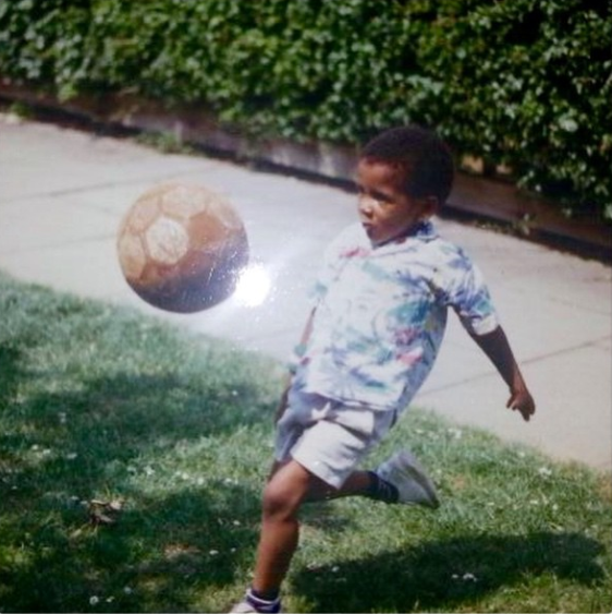 PICTURES: United players as kids