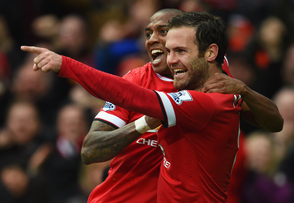Mata: The atmosphere at Old Trafford is incredible