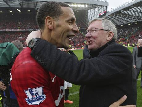 Rio: Fergie will always be the greatest manager in British history