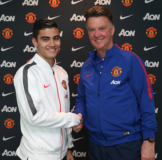 Pereira: I'm at the right club to continue my development