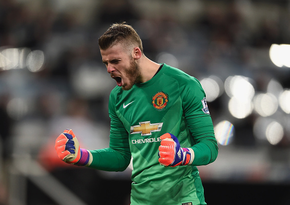 Great reception required for De Gea today