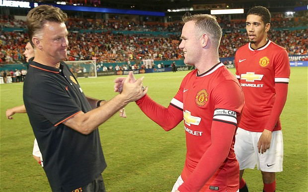 Rooney: It's a huge honour to be United captain