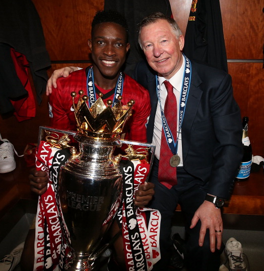 Welbeck: It was a sad day when Fergie told us he was leaving us