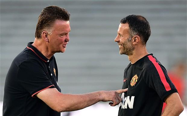 Giggs: Van Gaal has been brilliant for United