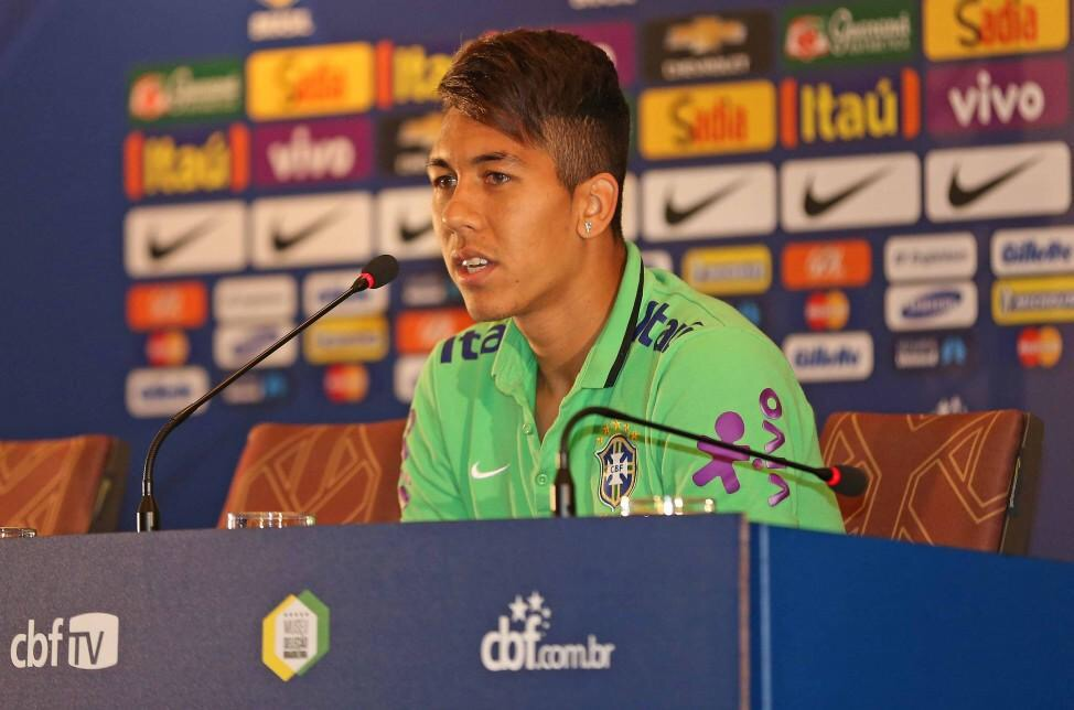 Firmino: It's time to take the next step