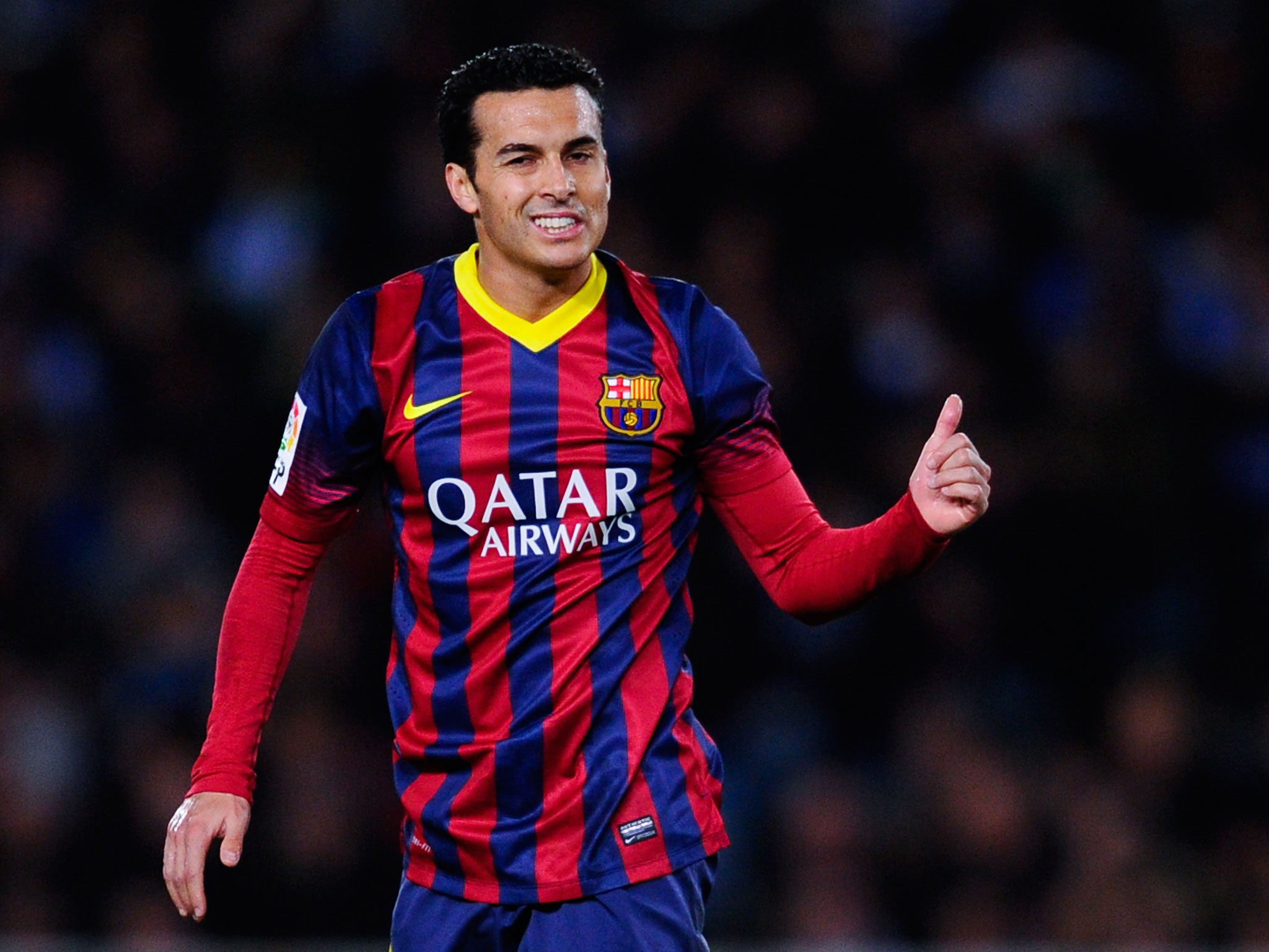 Only a matter of time before Pedro is a red