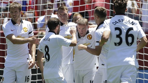Rooney: Exciting time for the team