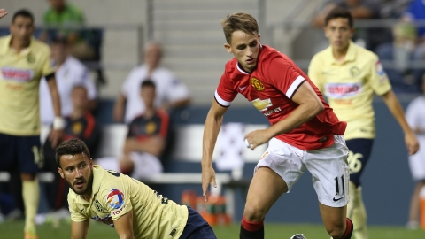 Januzaj: I like playing as a number 10