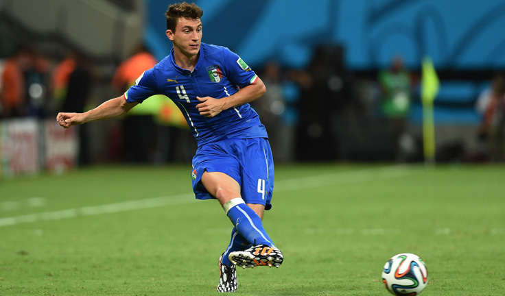United very close to signing Darmian