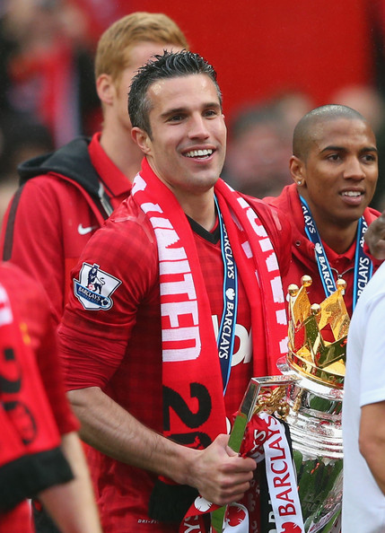 Goodbye RVP – Perhaps Not A MUFC Legend, But His 12/13 Was The Stuff Of Legend