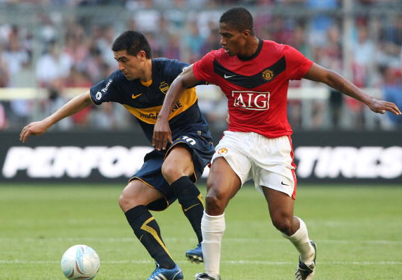 Riquelme: My only regret is not signing for United