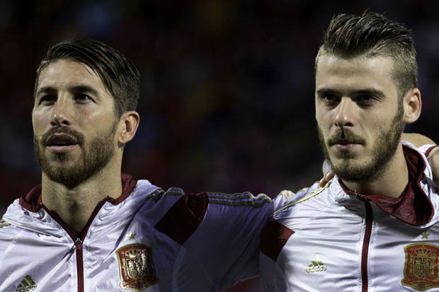 The latest on De Gea and Ramos – deal is back ON
