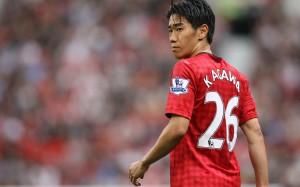 Shinji-Kagawa-Manchester-United-Wallpaper