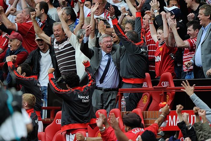 Fergie: I still love watching United