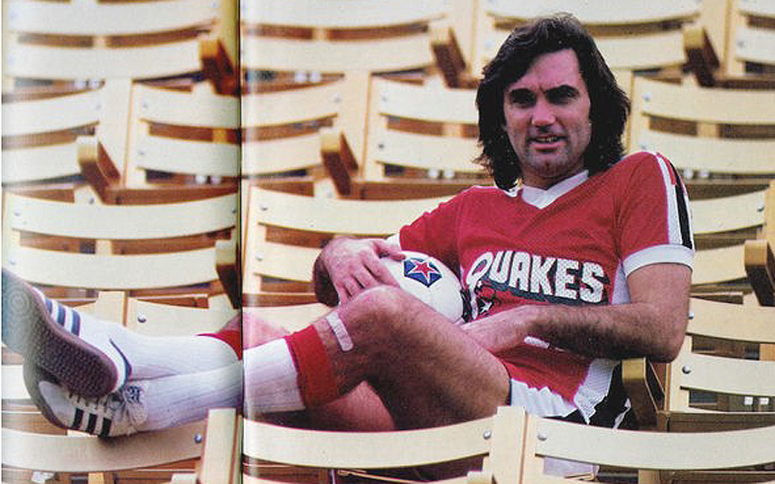 VIDEO: George Best's goal for San Jose Earthquakes