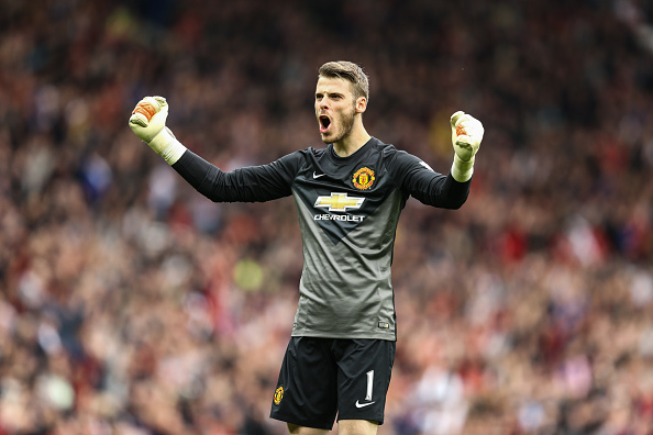 LvG: We are still aiming to keep De Gea