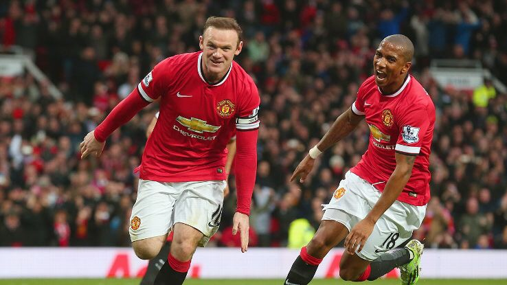 Young: Rooney is the most competitive in training