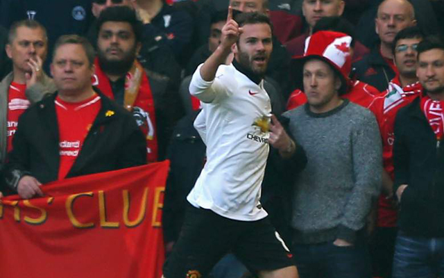 Mata's goals make most difference in the Premier League