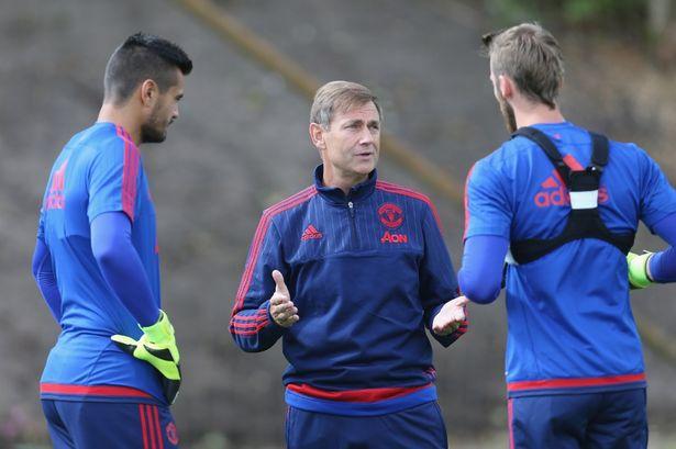 Romero: I want De Gea to stay