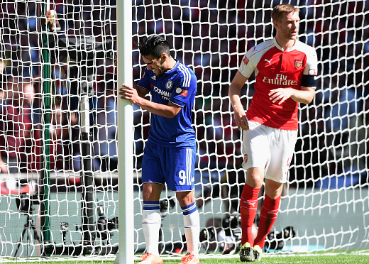 VIEW FROM THE ENEMY: Chelsea fan on Falcao, wanting Mata back and selling Cech