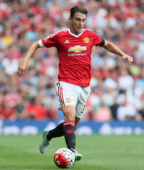 Darmian – United's new dynamic defender