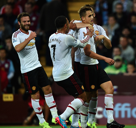 Januzaj: I'm happy to fight for my place at United