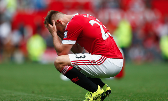 Shaw: Everyone was really disappointed in the dressing room