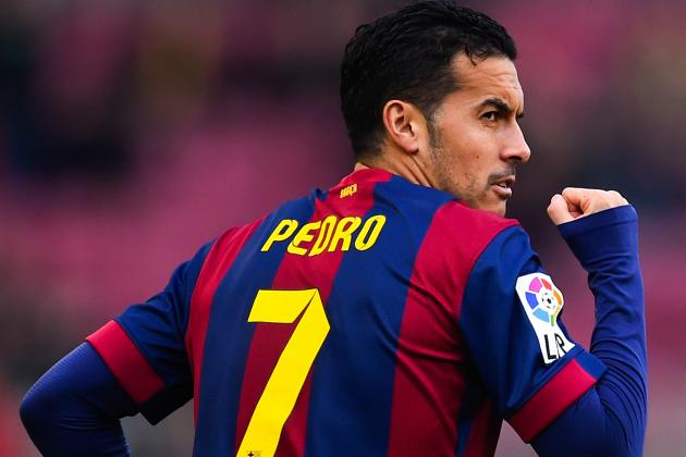 Woodward flying to Barcelona to settle Pedro deal