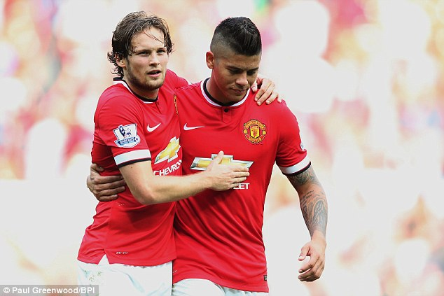 LvG shortlists three players to replace Shaw