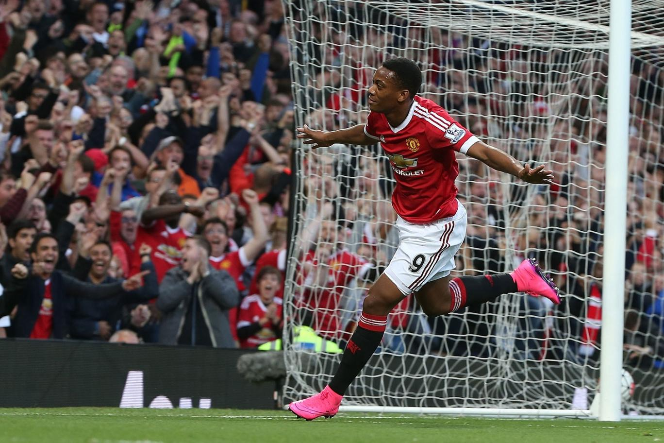 Fergie: You can't teach what Martial has