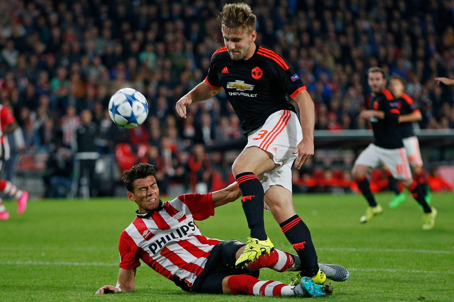 LvG: Shaw is a huge loss