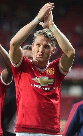 Schweinsteiger: I always hoped I would play for United