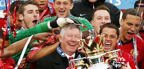 Fergie: I think De Gea can win us the league