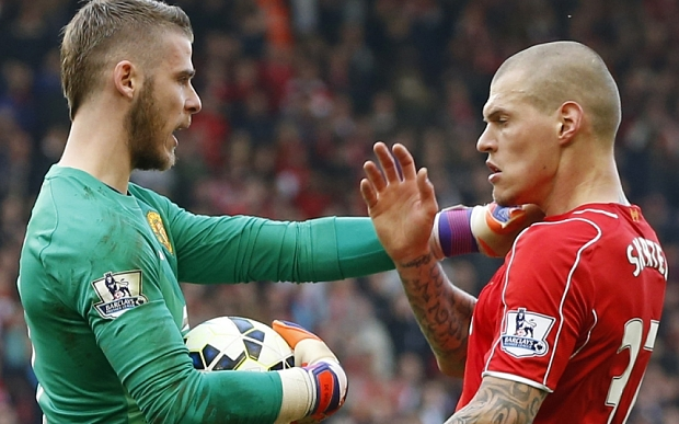 De Gea: Liverpool game is perfect for my return