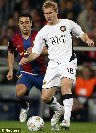 Xavi: I'd pick United over Liverpool, City, Arsenal and Chelsea
