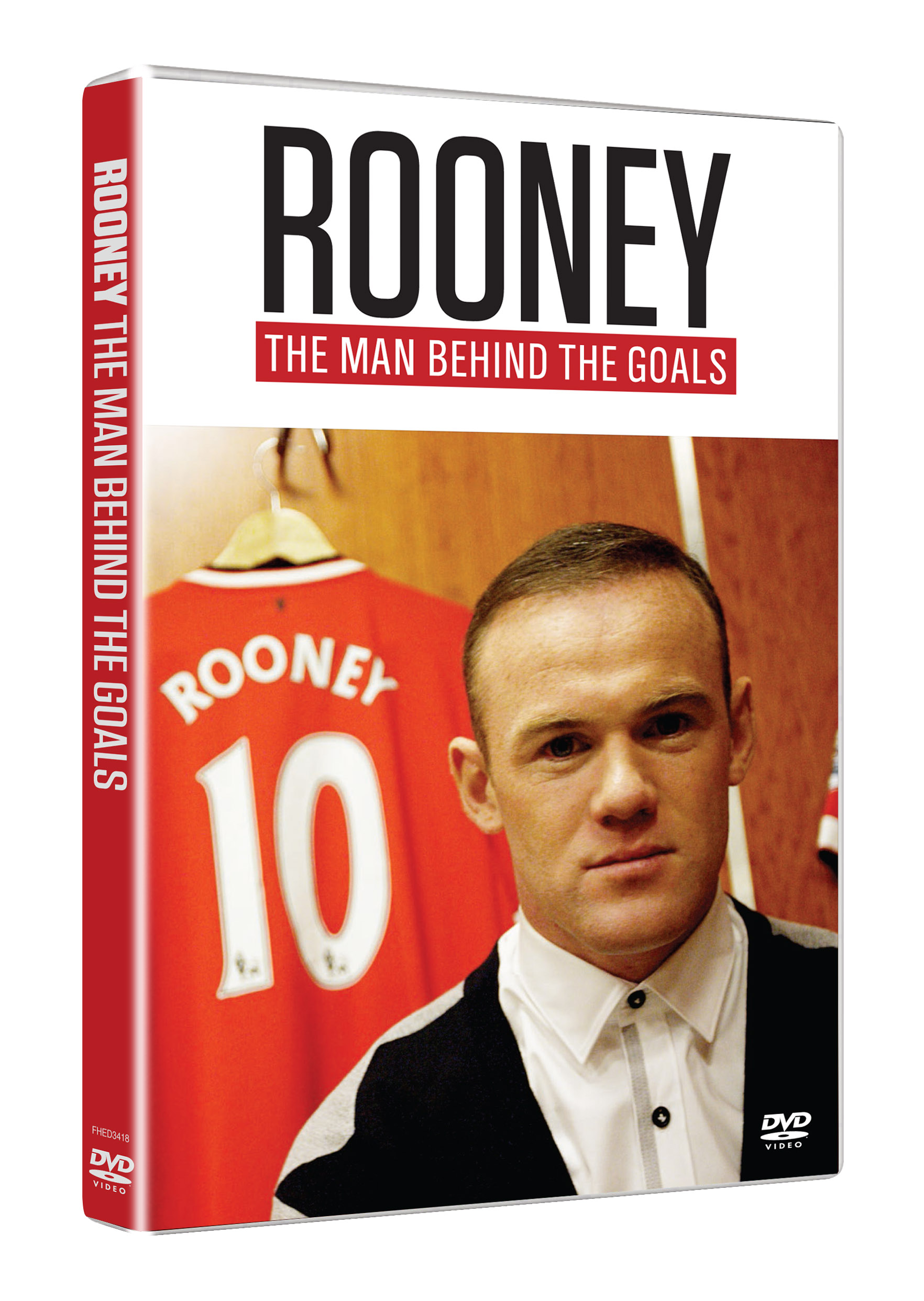 Rooney – the man behind the goals