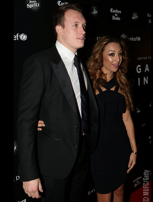 PICTURES: United players at UNICEF charity dinner