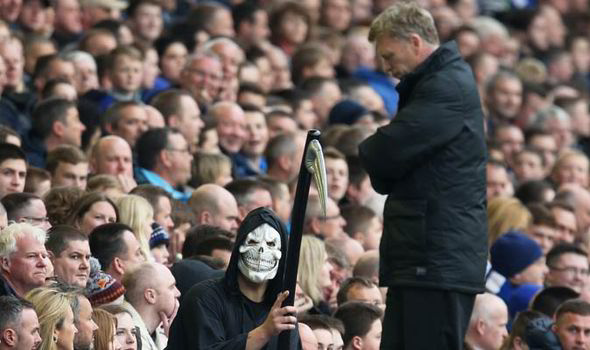 Moyes still can't admit his mistakes as United manager