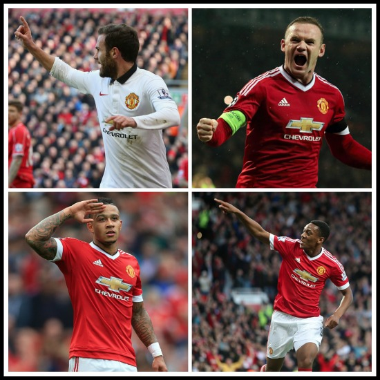 Manchester United 2015 review – The attack
