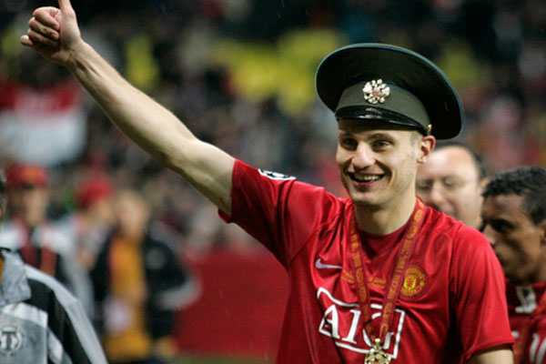 Vidic: We beat Chelsea in 'the United way'