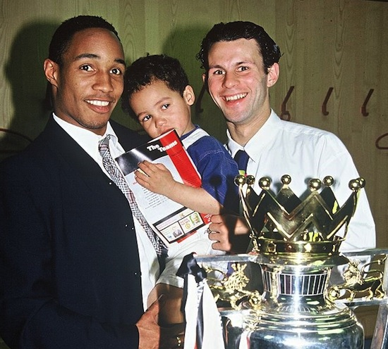 Ince: Giggs has given me great advice