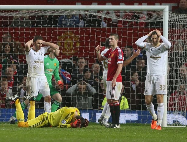 Fabianski: I thought I was going to score at Old Trafford!