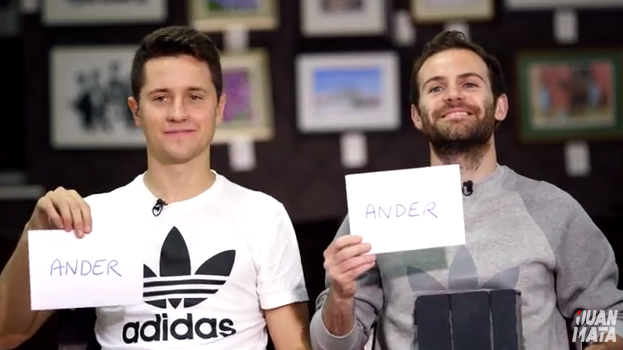 Mata vs Herrera – getting lost in Manchester and crying watching a film