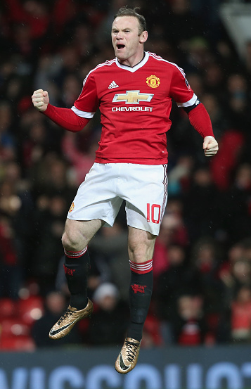 LvG: Rooney's my third choice penalty taker