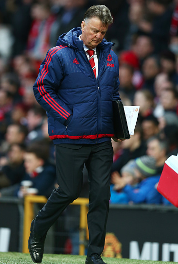 LvG: Fans were right to boo