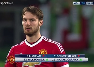 PICTURE: Good luck, Powell