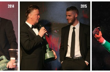 De Gea player of the year