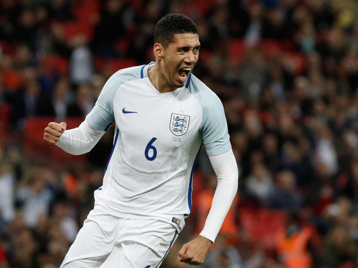 Image result for Smalling england