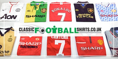 TW - Man United Classic Shirt Banner small